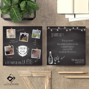 invitation pour faire la guinguette