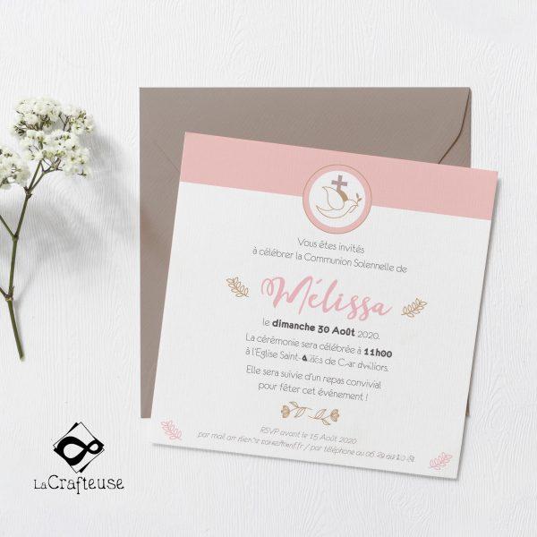 invitation communion