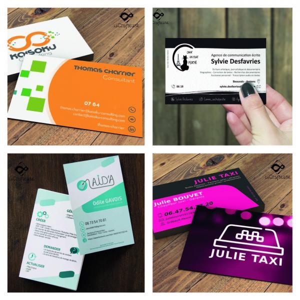 pack carte de visite