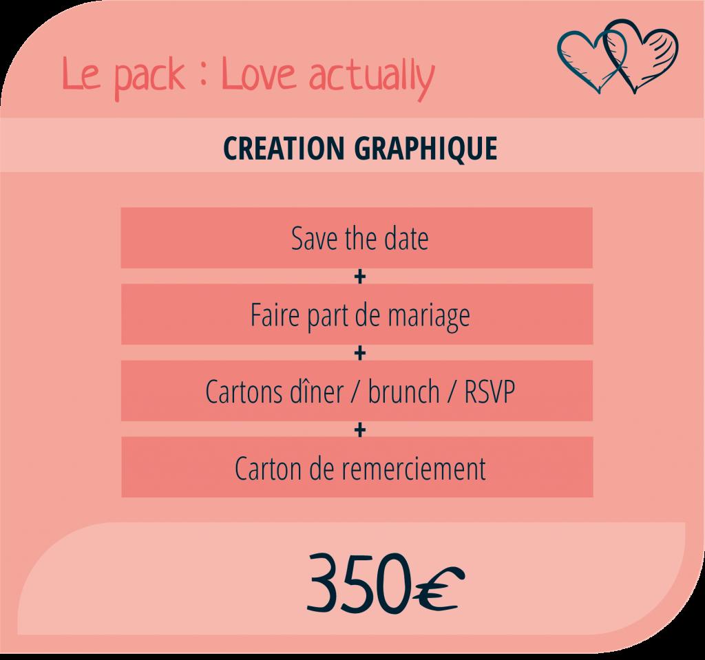 pack mariage faire part 2