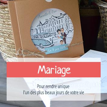 Boutique de papeterie de mariage
