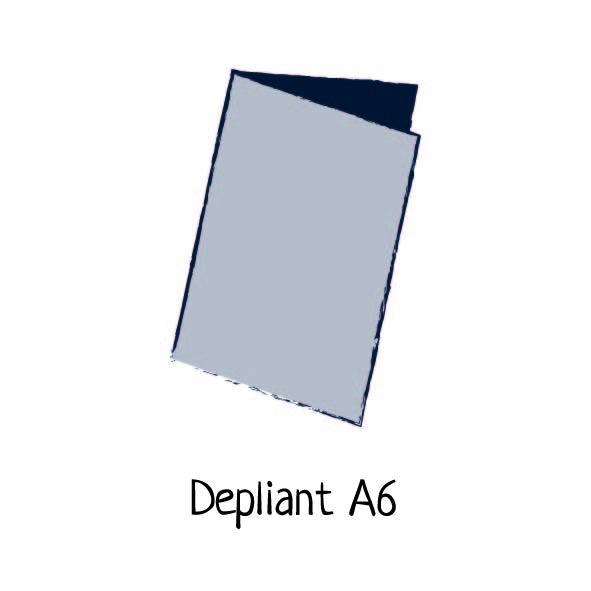 depliant A6