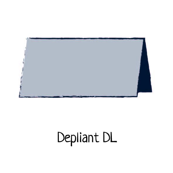 depliant DL