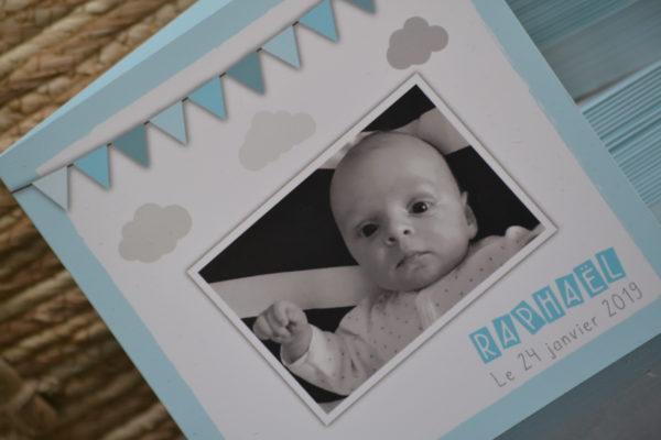 Annoncer la naissance de son bébé avec un faire-part