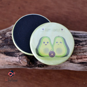 magnet famille avocat cadeau made in france